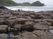 Close up, Giant's Causeway, Northern Ireland